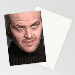 Jack Torrence Stationery Cards