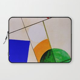 Composition by Sophie Taeuber-Arp - Vintage Painting Laptop Sleeve