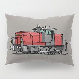 Diesel locomotive Pillow Sham