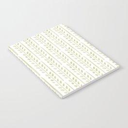 Helecho stripes Notebook