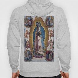 Virgin of Guadalupe (c 1700) Hoody
