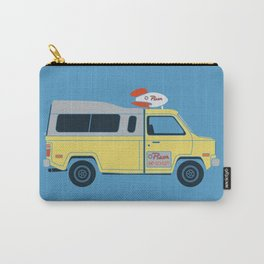 Galactic Pizza Van Carry-All Pouch