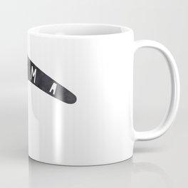 Karma / poster, boomerang, art print, pictures, scandinavian, nursery, deco, family, saying, christm Coffee Mug