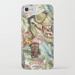 Hunter S. T-Rex iPhone Case