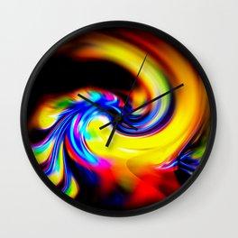 Abstract Perfection 17 Wall Clock