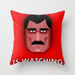 Big Brother #1 Throw Pillow