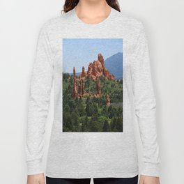 Cathedral Valley Long Sleeve T-shirt