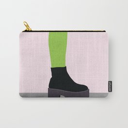 Cactus Leg Carry-All Pouch