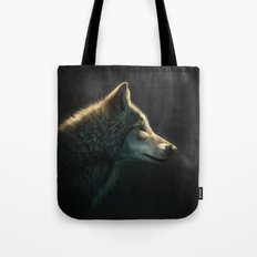 Into the Silence Tote Bag