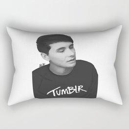 Dan Howell Rectangular Pillow