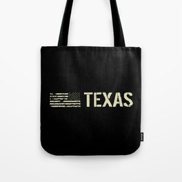 Black Flag: Texas Tote Bag