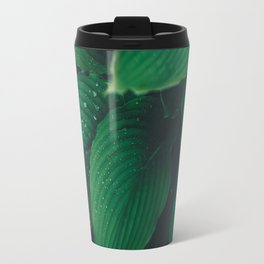 Moist Leaves Travel Mug