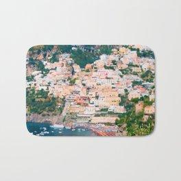 Italy. Amalfi Treetop Bath Mat