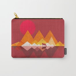 Roaming Lands Carry-All Pouch