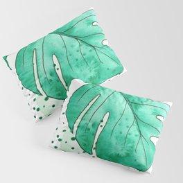 monstera monday Pillow Sham
