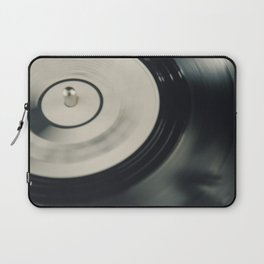 Needle on the Record Laptop Sleeve