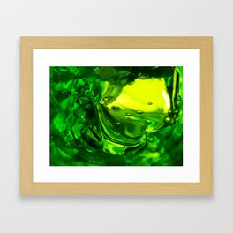 Soothing Framed Art Print