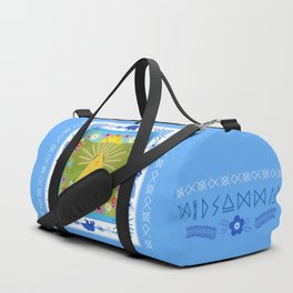 MIDSOMM∆R Duffle Bag