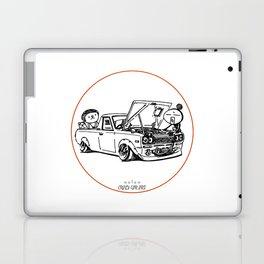 Crazy Car Art 0019 Laptop & iPad Skin