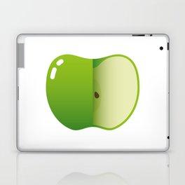 Green apple Laptop & iPad Skin