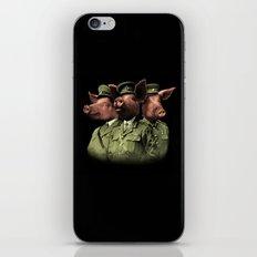 War Pigs iPhone & iPod Skin
