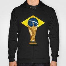 Brazil 2014 Hoody