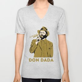 Super Cat Don Dada Unisex V-Neck