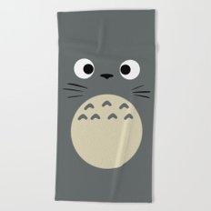 Curiously Troll ~ My Neighbor Troll Beach Towel