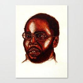 -1- Canvas Print