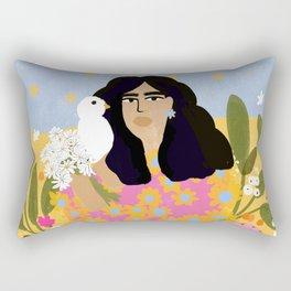 Jungle Freedom Rectangular Pillow