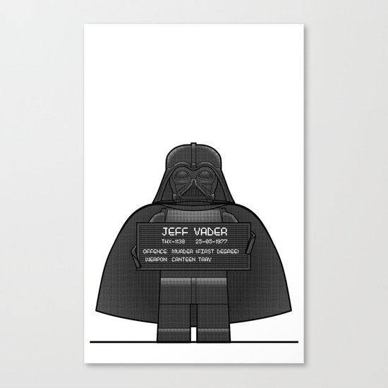Jeff | You'll Need a Tray Canvas Print