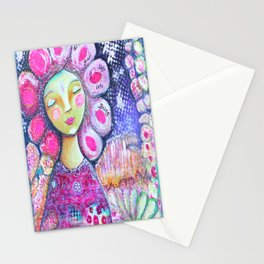 Dream Your Life Into Being Stationery Cards
