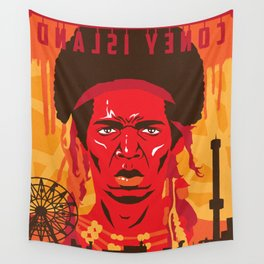 THE WARRIORS :: THE WARRIORS Wall Tapestry