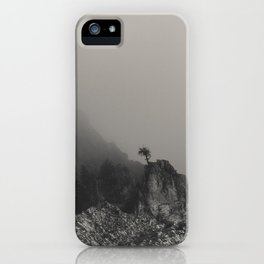 Last man standing iPhone Case