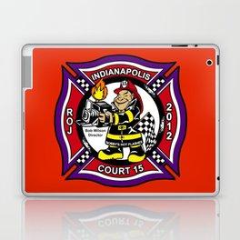 Bobby's Hotflashes, Ct. 15 Laptop & iPad Skin