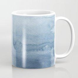 Indigo Abstract Painting | No. 5 Coffee Mug