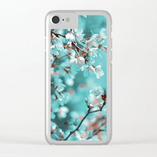 #92 Clear iPhone Case