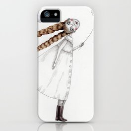Picture Two:  The Kite iPhone Case