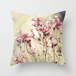 There are many of us Throw Pillow