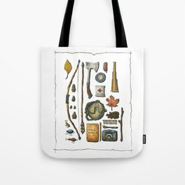 Little Camper Series No. 1 Tote Bag