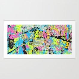 Density Art Print
