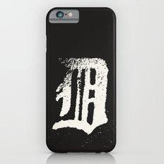 Detroit iPhone 6 Slim Case
