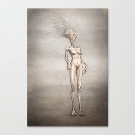 Portal to the Demonic Realm Canvas Print