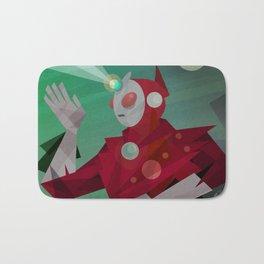 Superheroes SF Bath Mat