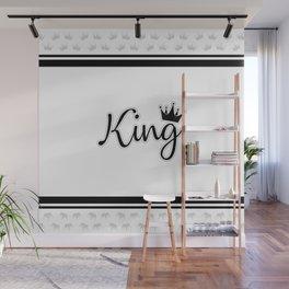 King Wall Mural