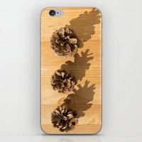 pineapples iPhone & iPod Skins featuring pineapples by Nit Bruna