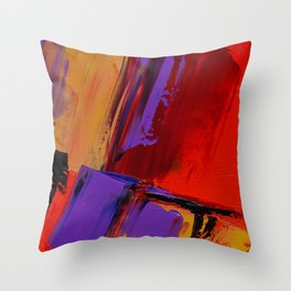 Up and Down - by Elise Palmigiani Throw Pillow