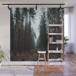 Into the Wild LIX Wall Mural