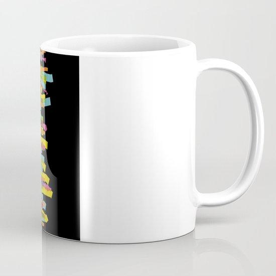 patterns - spaghettis 1 Mug