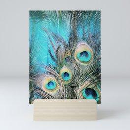 Blue Eyes Mini Art Print